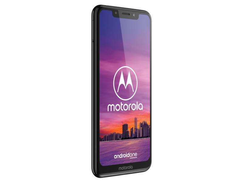 Motorola One Dual SIM 4/64 GB Black Mobilais Telefons