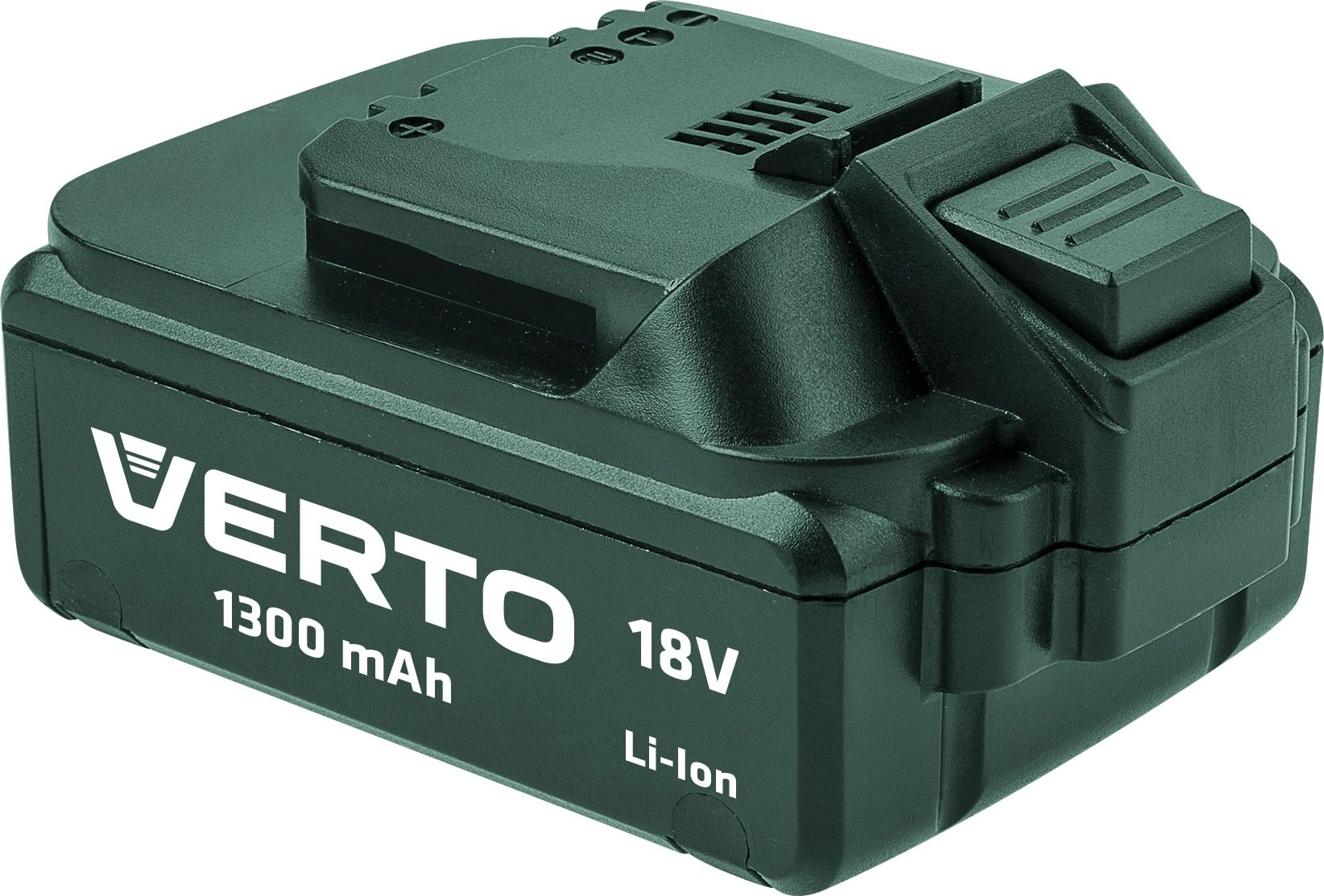 VERTO Akumulator 18V Li-Ion, 1.3Ah Green Power - K74735