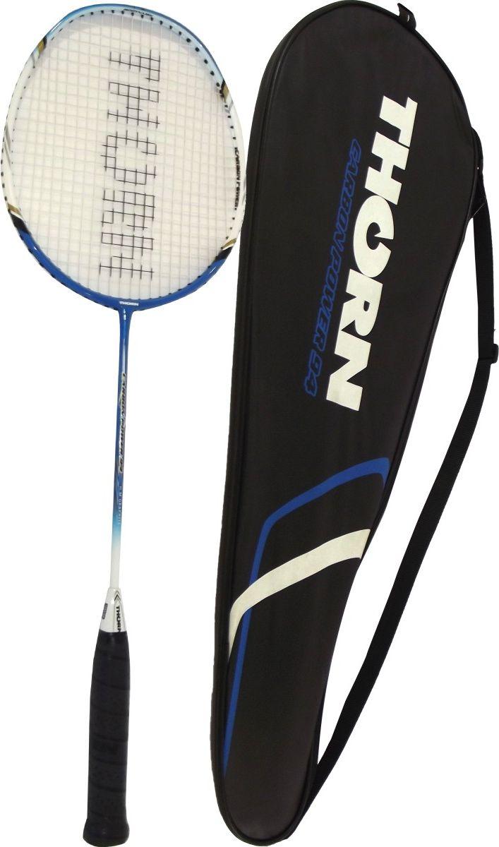 Victoria Sport Rakieta badminton w pokrowcu 94 niebieska 4722504 badmintona rakete