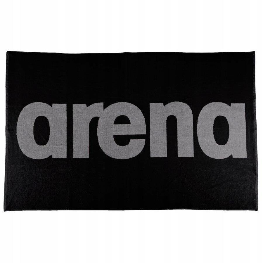 Towel Arena Handy HANDY (black-gr (100x150 cm; black color) HANDY (black-gr