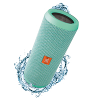 JBL FLIP 3 Bluetooth Tirkīzs (Remontēts, garantija 3 mēneši) pārnēsājamais skaļrunis