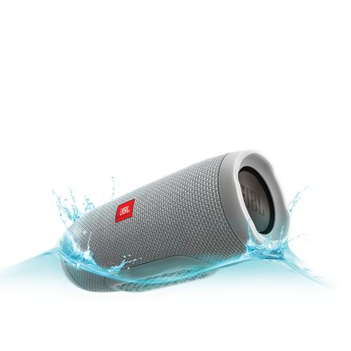 JBL Charge 3 III Bluetooth NFC Grey (Remontēts, garantija 3 mēneši) pārnēsājamais skaļrunis