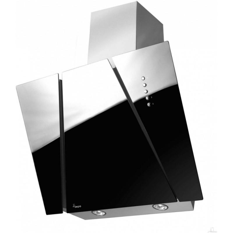 Akpo WK-4 CETIAS BLACK 60 (Deformēta aizmugurējā daļa, garantija 3 mēneši) Tvaika nosūcējs