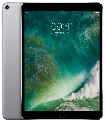 Apple iPad Pro 10.5 Wi-Fi 64GB Space Grey        MQDT2FD/A Planšetdators