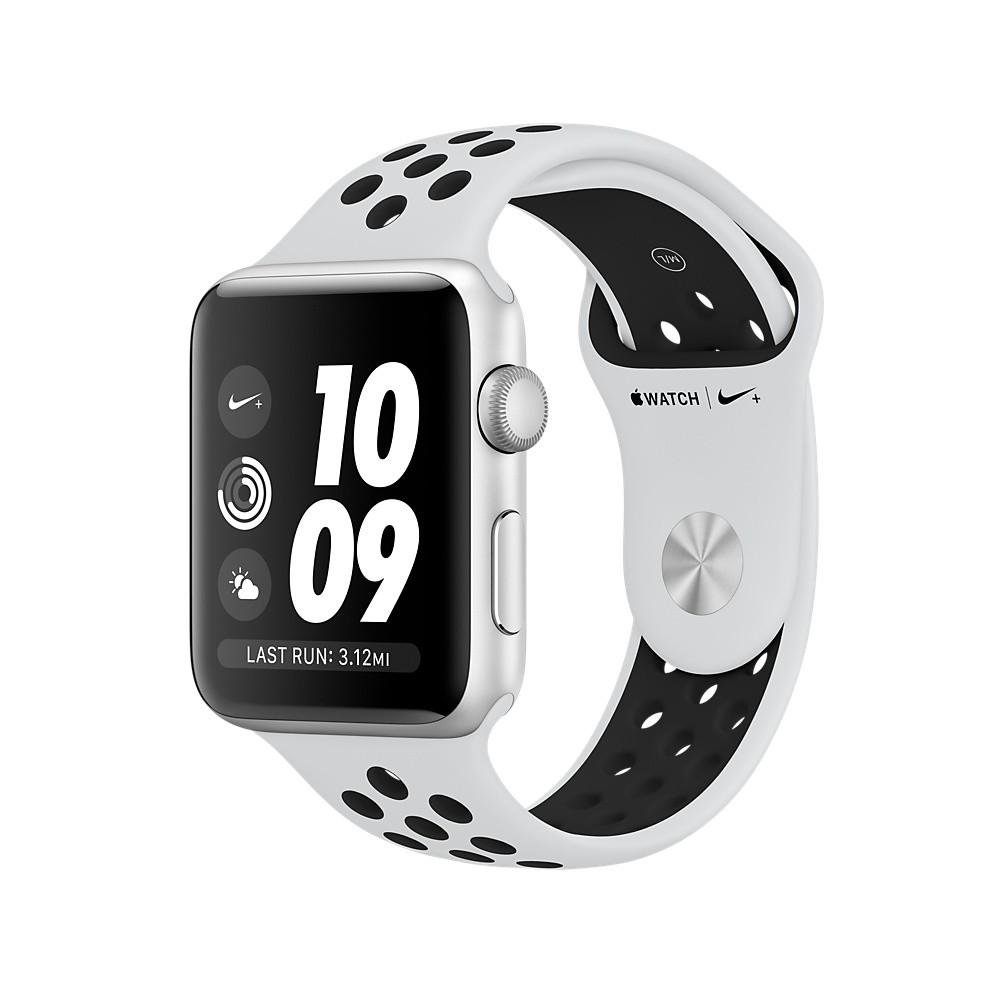 Apple Watch Nike+ Series 3 42mm (MQL32ZD/A) Viedais pulkstenis, smartwatch