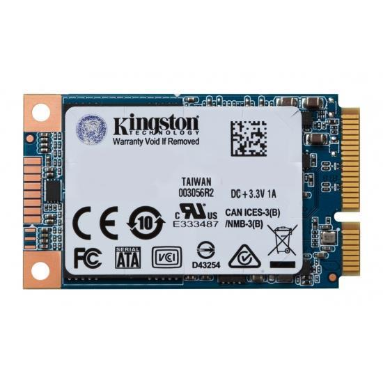 Kingston UV500 480 GB mSATA SSD disks