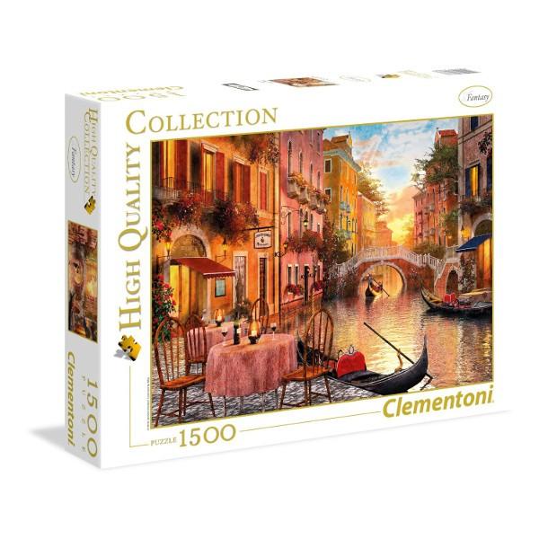 Clementoni 1500 HQ Venezia puzle, puzzle