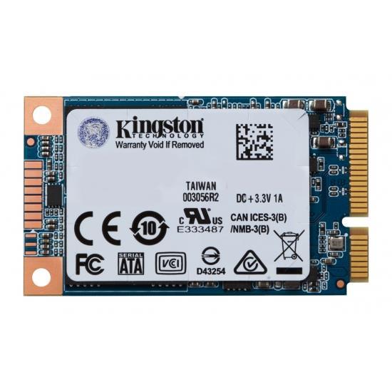 Kingston UV500 120 GB - SSD - mSATA SSD disks