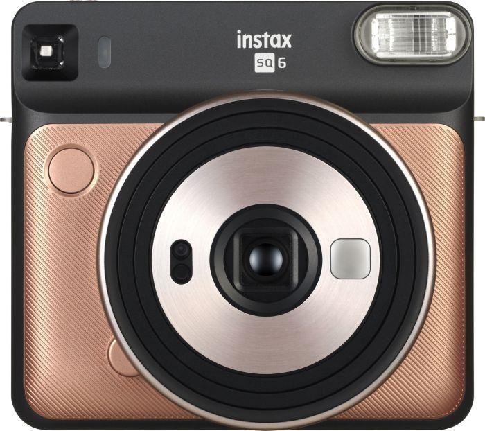 Aparat cyfrowy Fujifilm Instax Square 6 Zloty 16581408 Digitālā kamera