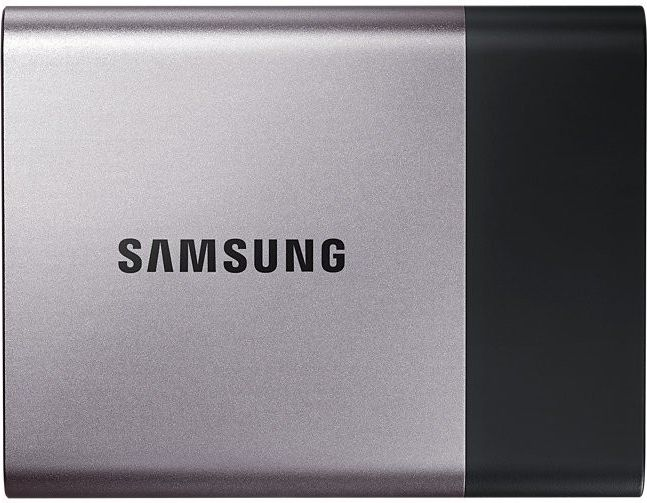SAMSUNG Portable SSD T3 2TB USB3.1 AES Ārējais cietais disks