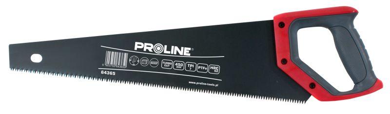 PROLINE Pila platnica turbo 500mm 7TPI Teflon 64370 64370