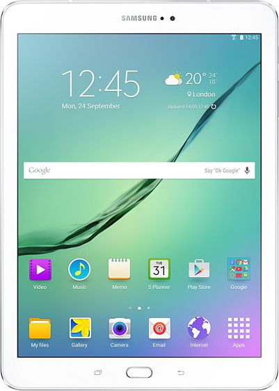 Samsung Galaxy Tab S2 9.7 32GB Wifi white Planšetdators