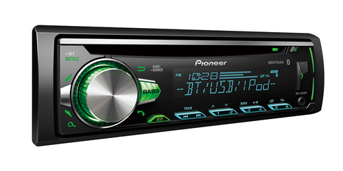 Pioneer DEH-S5000BT automagnetola