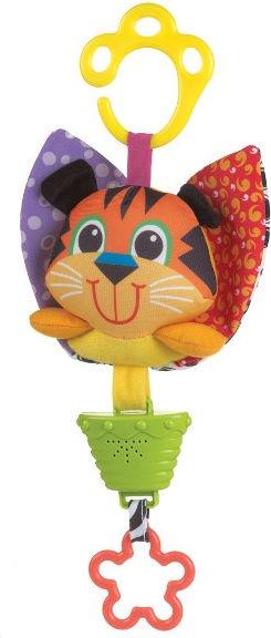 Playgro Music Box - Tiger 6/24 bērnu rotaļlieta