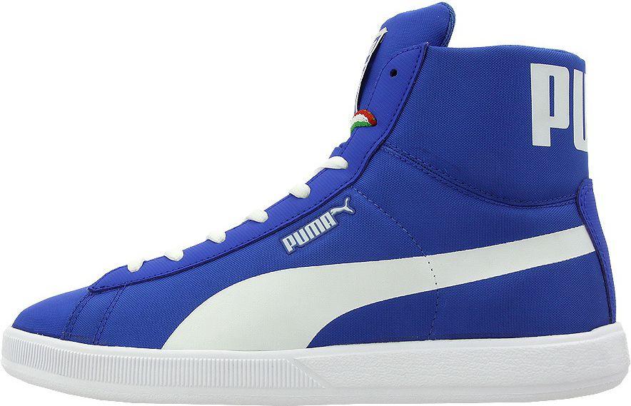 Puma Buty unisex Archive Lite Mid Nylon niebieskie r. 40 (357406 01) 357406 01