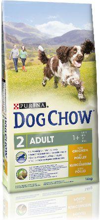 Purina Chicken Dog Chow Adult 14kg barība suņiem