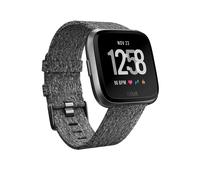 Fitbit Versa Special Edition dark grey /graphit Viedais pulkstenis, smartwatch