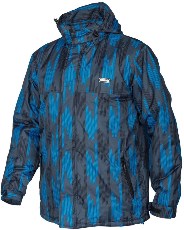 Brugi Men's ski jacket 4ALZ-495 Grigio r. L