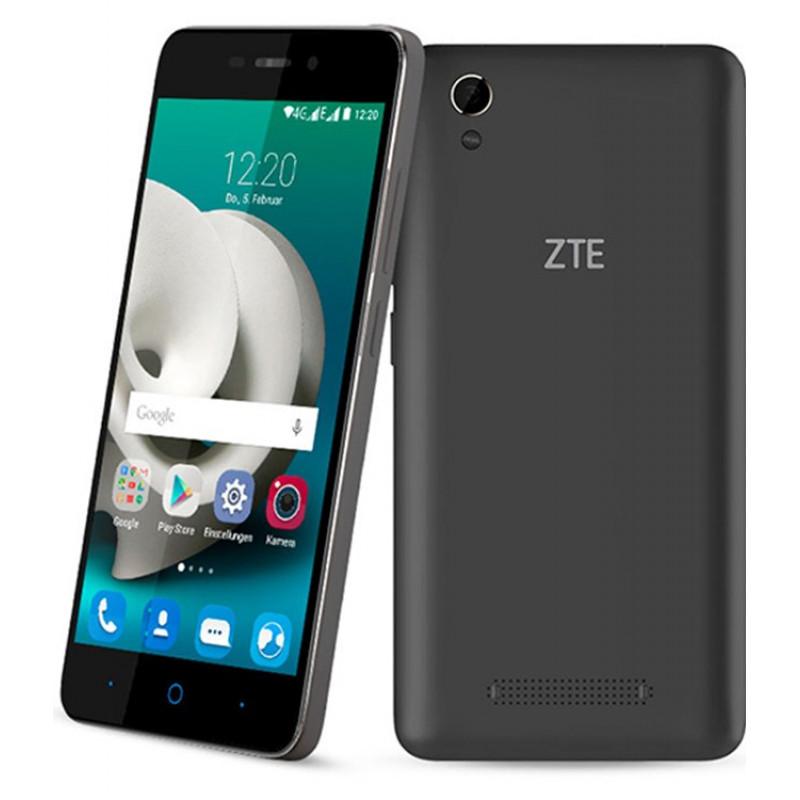 ZTE Blade A452 Dual black ENG/RUS T-MLX26071 Mobilais Telefons