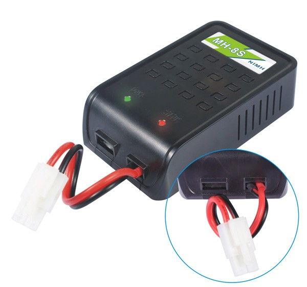 GPX Extreme Charger GPX for NiMH (800mA 1.2-9.6V) (GPX / 1-8NIMH800) Radiovadāmā rotaļlieta