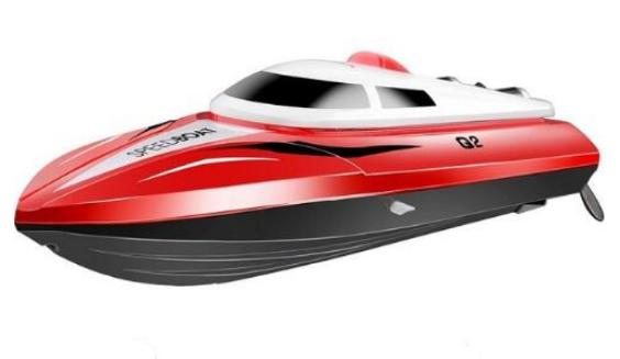 Syma Q2 Genius (2.4GHz, 20km/h, 150m range) SQ2