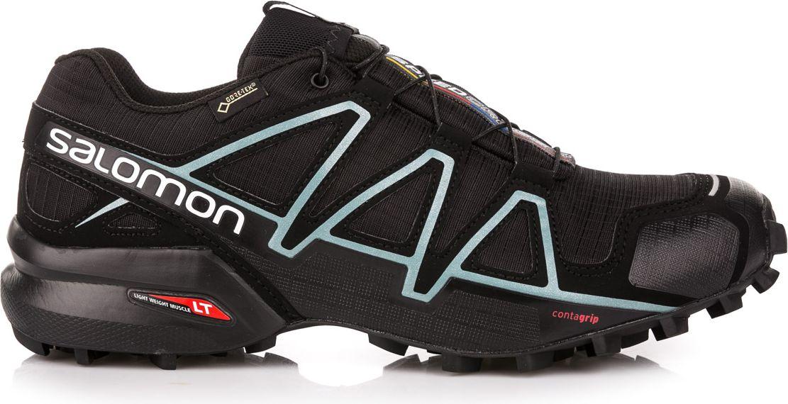 Salomon Buty damskie Speedcross 4 GTX W Black/Black r. 40 (383187) 383187