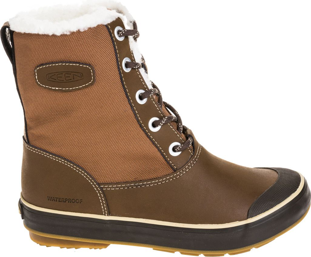 Keen Buty damskie Elsa Boot WP Dark Earth r. 37 (117958) ELSABT-WN-DKER
