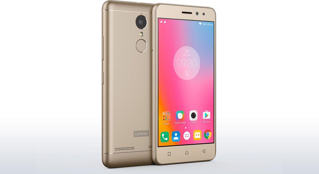 Lenovo K6 Power DualSIM LTE gold Mobilais Telefons