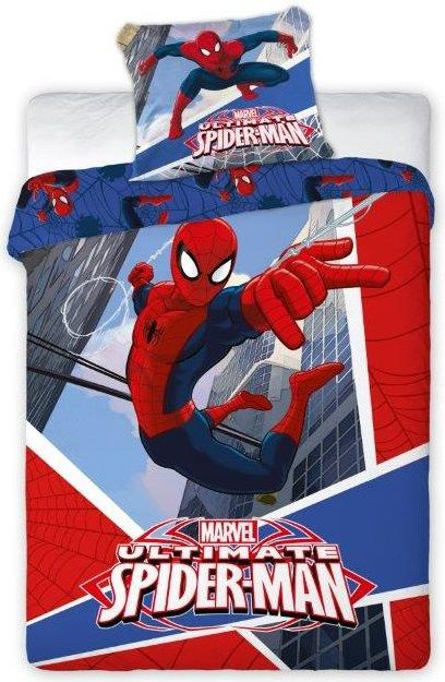 FARO Posciel Spiderman +1 Poszewka FAO120 Gultas veļa