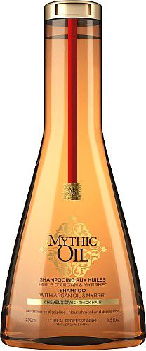 Loreal Mythic Oil Shampoo Thick Hair 250ml Matu šampūns