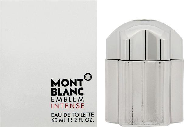 Mont Blanc Emblem Intense Men 60 ml Vīriešu Smaržas