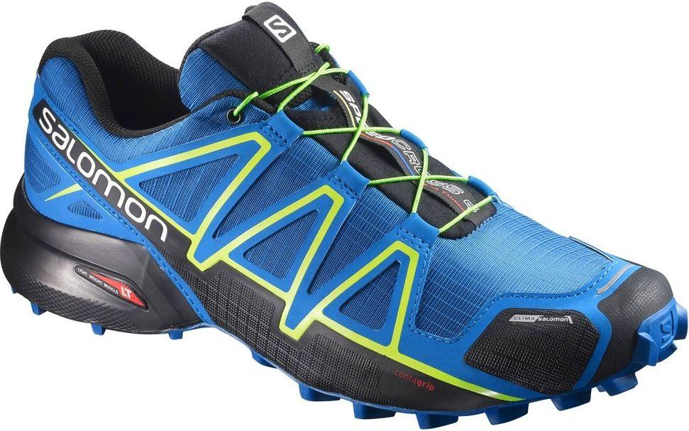 Salomon Buty meskie Speedcross 4 CS Mykonos Blue/Hawaiian Surf r. 41 1/3 (398425) 398425 Tūrisma apavi
