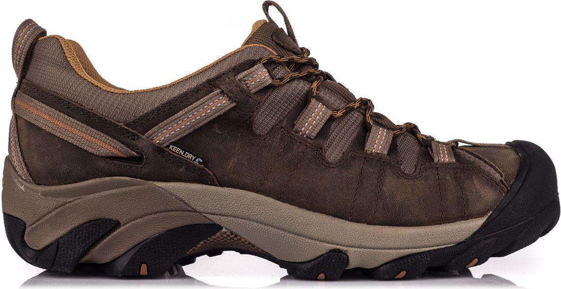 Keen Buty meskie Targhee II WP Cascade Brown/Brown Sugar r. 46 (11125) TARGHII-MN-CBBS Tūrisma apavi