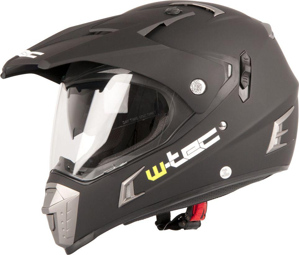 W-TEC Kask motocyklowy NK-311 Czarny r. L 59-60 (5101-4L) 5101-4L