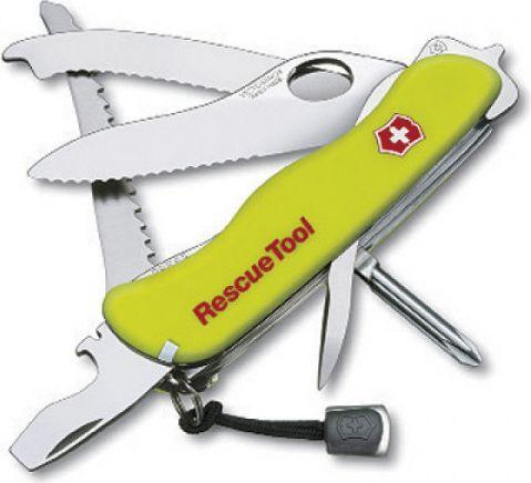 Victorinox RescueTool One Hand, 0.8623.MWNB1 0.8623.MWNB1 dārza nazis
