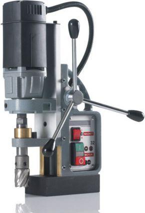 VERTICAL Wiertarka ze stopa magnetyczna 32AK 1000W (GLOB-VERTICAL32AK) GLOB-VERTICAL32AK frēzes