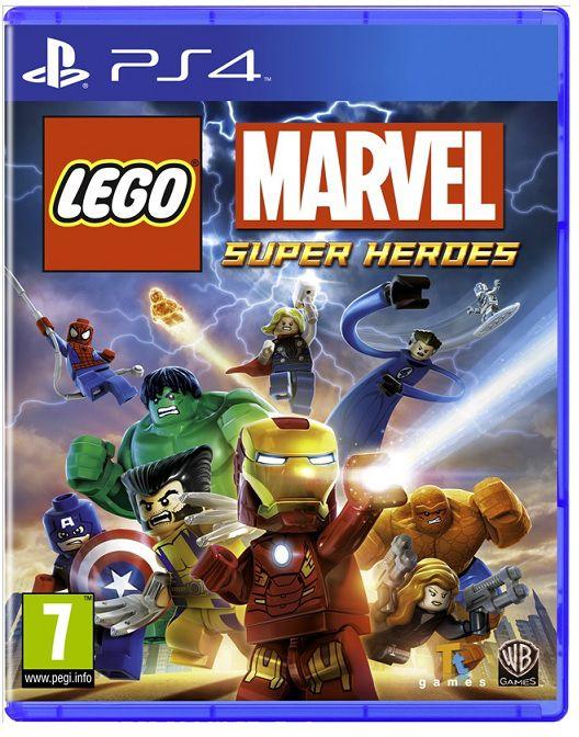 LEGO Marvel Super Heroes 1638891