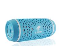 Aktivbox LEPA BTS02-BL Bluetooth blue/White pārnēsājamais skaļrunis
