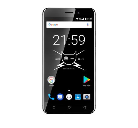 Just 5 FREEDOM C105 Dual SIM grey Mobilais Telefons