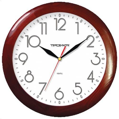 Troyka 11162183 Sienas pulkstenis