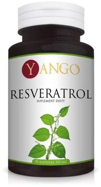 Yango Resveratrol 90 caps