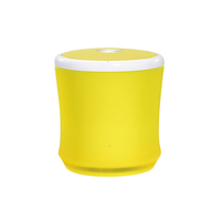 Aktivbox TERRATEC BT NEO yellow XS - Bluetooth pārnēsājamais skaļrunis