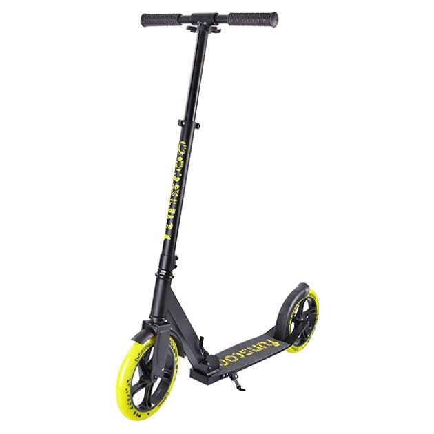 Funscoo 230mm black/yellow Skrejriteņi