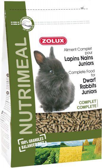 Zolux Granulat Nutri'Meal Krolik junior 2,5 kg 1106354