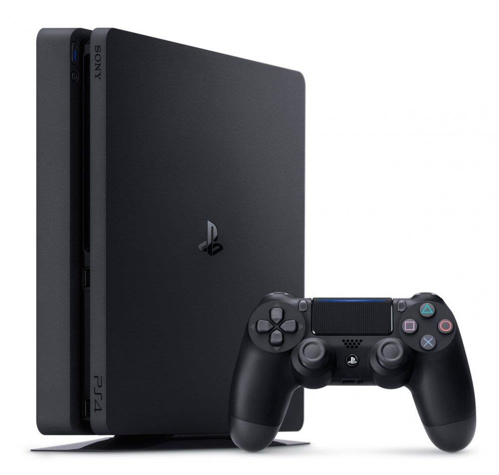 Sony Playstation 4 Slim 1TB + Spider-Man spēļu konsole