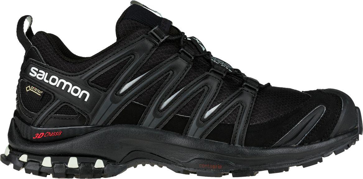 Salomon Buty damskie XA Pro 3D GTX W Black/Black/Mineral Grey r. 41 1/3 (393329) 393329