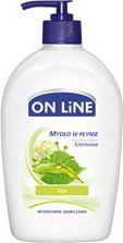 On Line Mydlo w dozowniku Lipa i Biala Herbata  500ml 106329