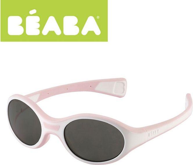 Beaba Okularki Kids rozowo-biale r. M (930263) 930263