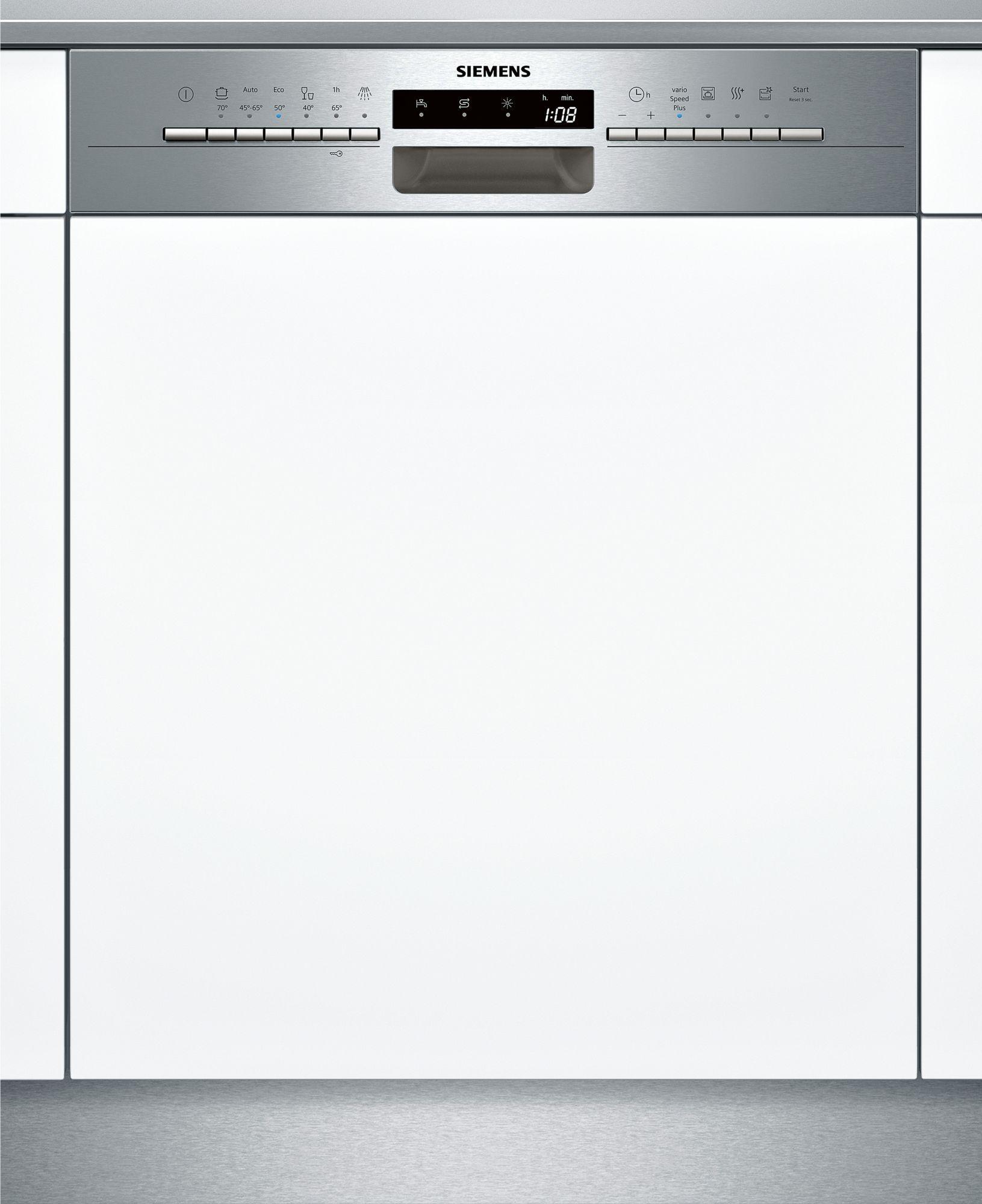 Zmywarka Siemens SN536S03IE Iebūvējamā Trauku mazgājamā mašīna