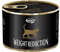 Lukow Natural Taste Weight Reduction puszka - 185g VAT008109 kaķu barība